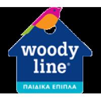 Woodiline σειρά μελαμίνης