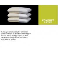 Μαξιλάρι comfort latex candia strom