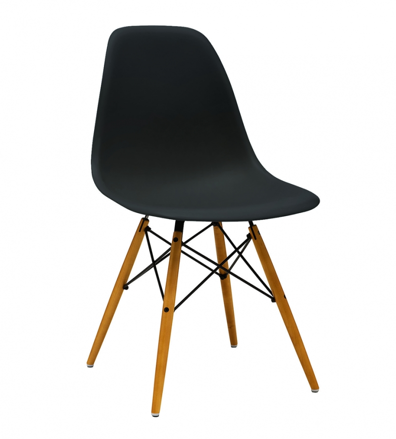 Vitra eames dsw chair buy the vitra eames dsw quickship for Reproduction chaise dsw
